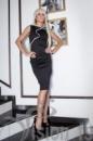 Платье «Чикаго» 15555 (черный)