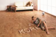 Коркова підлога Meister