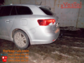 Тягово-сцепное устройство (фаркоп) Toyota Avensis (universal) (2009-2018)