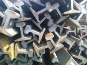 Рельсы рудничные, для шахтных проводников (Р38, Р43)