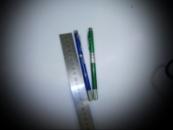 Фонарик - набор в форме ручки : указка, стилус, лазер, магнит