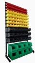 Стеллаж с ящиками и траверсами для метизов 1,8 м + 98 ящиков