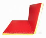 Мат складной 150-100-5 см с 2-х частей Тia-sport