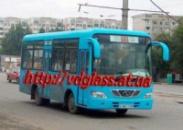 Лобовое стекло для автобусов Shaolin SLG 6720 в Никополе