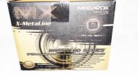 10« Сабвуфер Megavox MX-W10B 600W