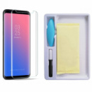 Защитное 3D стекло Mocolo с УФ лампой для Samsung G950 Galaxy S8 / S9 Прозрачное