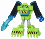 Playskool Heroes Transformers Rescue Bots Boulder the Construction-Bot Figure, Болдер Боты Спасатели