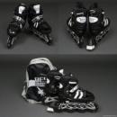 Ролики 9031 Best Rollers. PU, переднее колесо свет, S, M, L