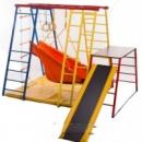 детский спортивный комплекс Адмирал — трансформер для дома и улицы.