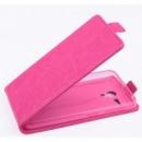 Флип-чехол для Lenovo A606 (цвет розовый)