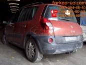 Тягово-сцепное устройство (фаркоп) Renault Scenic II (2003-2009)