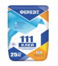 Ферозіт 111 клей для сітки в системах теплоізоляції