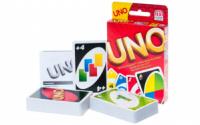 Настольная игра Mattel Games UNO (20181116V-808)
