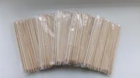 Палочки апельсиновые средние 48-50шт/уп, длина палочки 15 см