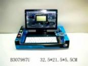 Развивающий ноутбук 307987 U/20222 E