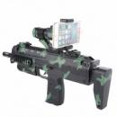 Пистолет дополненной реальности AR Gun Game Military Gun Khaki
