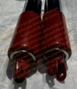 Амортизаторы Ява 350, 354 (Красные) Чехия