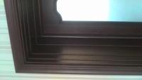 Монтаж дверного добора (розшеритель коробки)