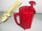 Ручной аппарат 528-6 для нарезки картофеля Фигурные чипсы