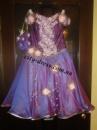Прокатное нарядное детское платье П012