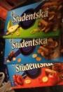 Шоколад Studentska 180 грамм