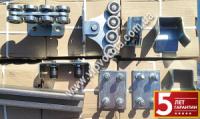 S. PREMIER STANDART-500 PLUS. Усиленная фурнитура для откатных ворот.