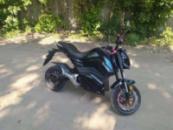 Электромотоцикл Rarog R600