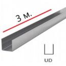 Профиль UD 27, 3 м, 0,4 мм.