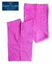 Лосины (леггинсы) розовые с люрексом однотонные для девочек, бренд «Faded Glory» (США)