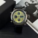 Часы наручные AMST 3003 Black-Green Black Wristband