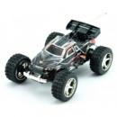 Машинка микро р/у 1:32 WL Toys Speed Racing скоростная (черный, красный, синий)