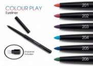 Олівець для повік Inglot COLOUR PLAY EYELINER