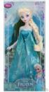 Кукла Эльза из мульта Ледяное сердце.
