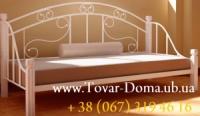 Недорогая кровать-диван: металл и дерево. Прочность на все 100%