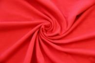 Стрейч кулир 30/1 Пенье, цвет - красный, купить оптом от рулона