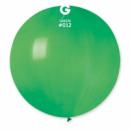 Шар сюрприз 31'' 80 см пастель зеленый