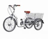 Электровелосипед трехколесный грузовой HAPPY VIP 2018 + реверс!