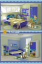 Комплект детской мебели «Океан»