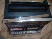Верхняя накладка на SHARP 939 и SHARP 940