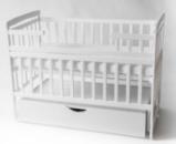 Кроватка-транформер с ящиками DREAM DeSon DS1-01