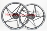 Диск колеса передний Viper ZS125 J Viper ZS150 J