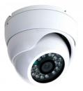 CAM-C70DI3W (2.1)- цветная купольная камера высокого разрешения 800TVL