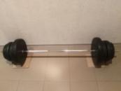 Штанга с прямым грифом разборная 31 кг