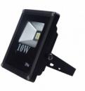 Светодиодный LED прожектор Kronos LAMP влагозащищенный IP66 10W Черный (par0208022)