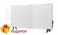 Керамический инфракрасный обогреватель ENSA CR1000TW с терморегулятором и ножками, с сушилкой