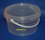 Пластиковая тара для пищевого применения, на 3,4л