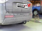 Тягово-сцепное устройство (фаркоп) Mitsubishi Outlander (2012-...)