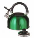 Чайник A-PLUS со свистком 2.5 л (1329) Зеленый