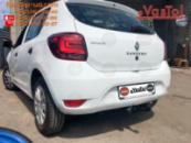 Тягово-сцепное устройство (фаркоп) Dacia Sandero (2013-...)