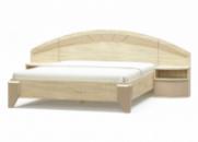 МС сп Аляска ліжко під вклад ортопед 160 б/м